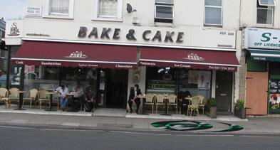 Bake And Cake Edgware Road