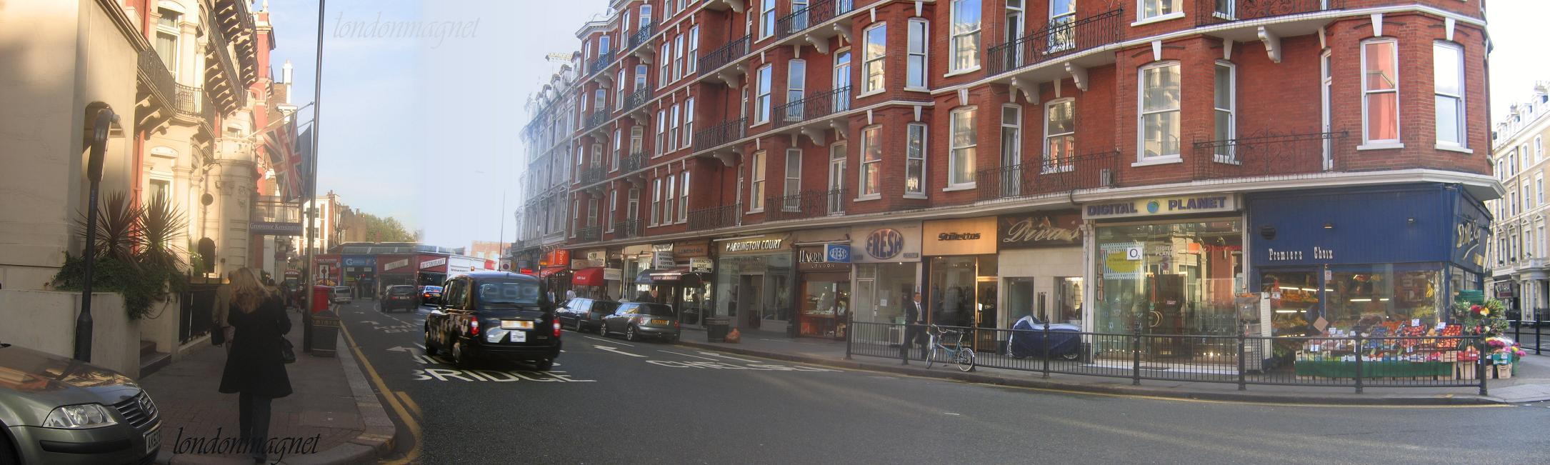Natural Health Centre Old Brompton Road